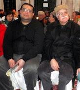 مع الأستاذ محمد علي بلوم رئيس فرع قليبية للرشيدية