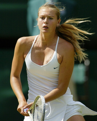 ... tend prefer hot women tennis players center court less_attractive ones
