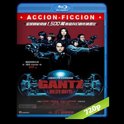 Gantz Genesis (2010) BRRip 720p Audio Dual Castellano-Japones 5.1
