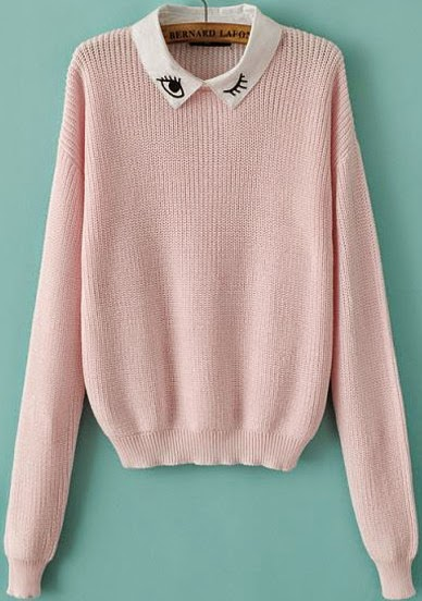 http://fr.sheinside.com/Pink-Long-Sleeve-Eye-Embroidered-Knit-Sweater-p-183101-cat-1734.html
