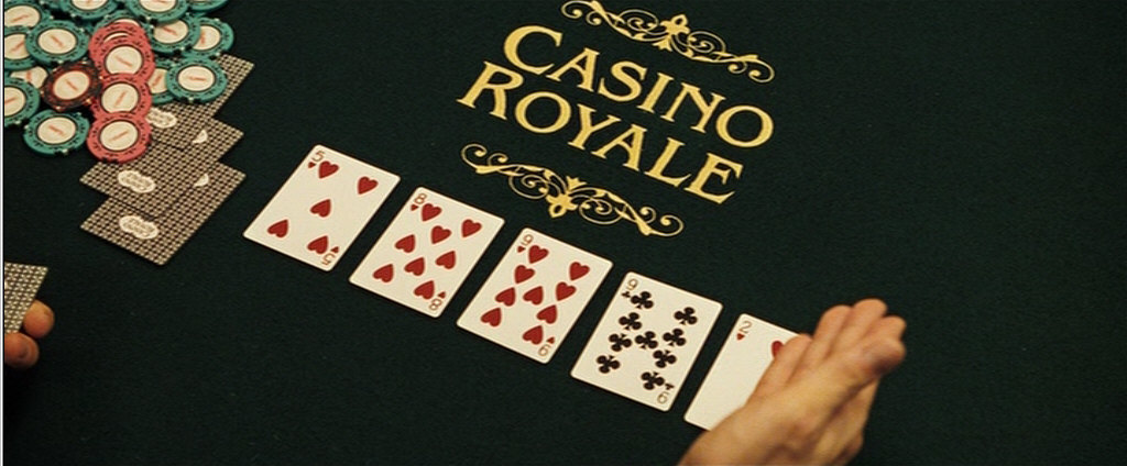 casino royale 2006 online book of raw
