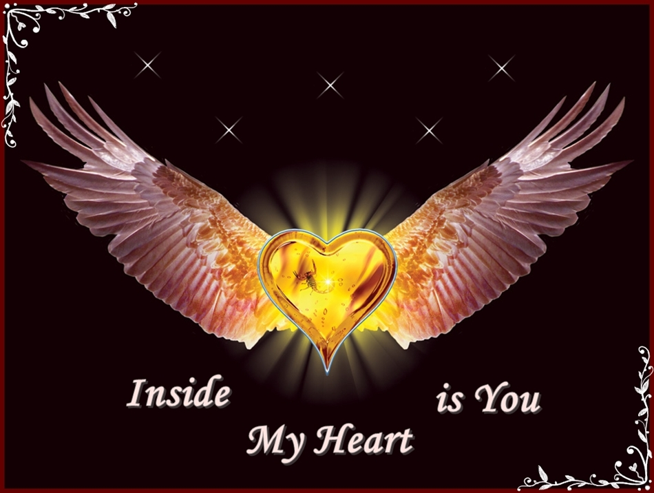 Inside My Heart is You
