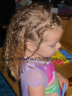 Braid Out Waves