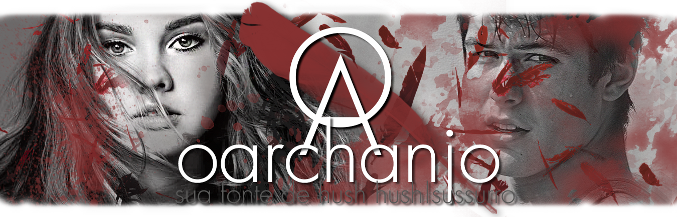 O Archanjo | Sua fonte sobre Sussurro | Hush Hush