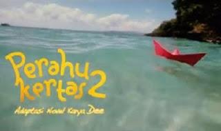 Download Perahu Kertas 2 (450mb)