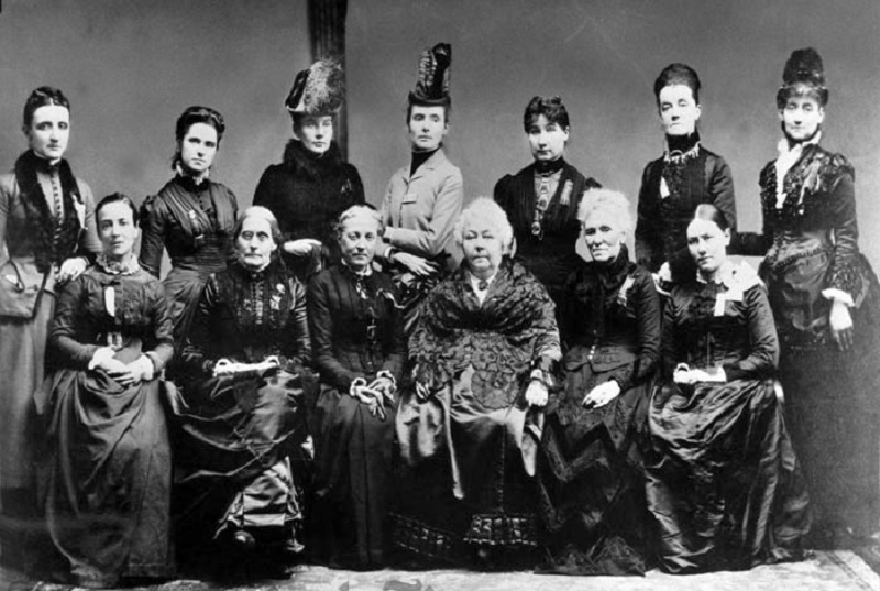 the womens right during 1848 to 1920 In 1848, the seneca falls  1920 it states, the right of citizens of the united states to vote shall not be  during that time they were forced to.