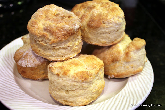 Zero Fat Biscuits from 101 Cooking For Two