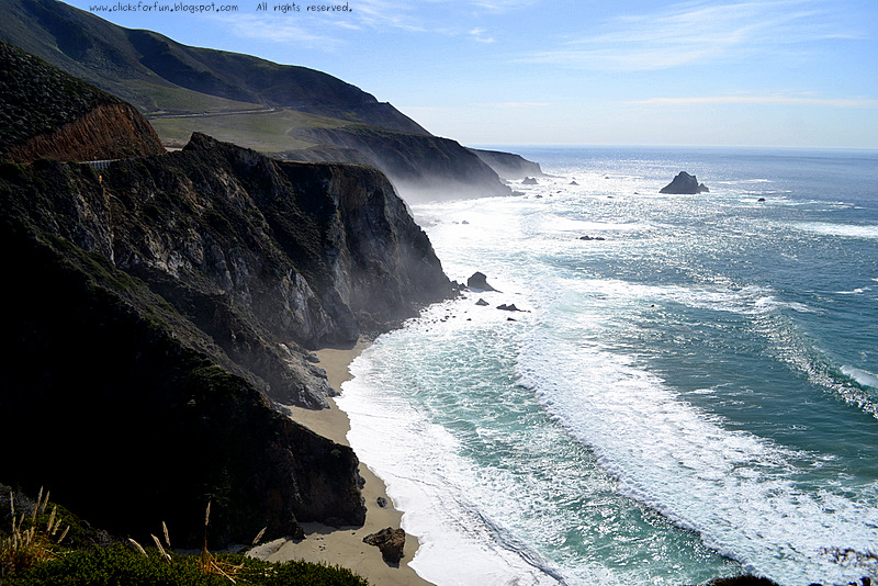california coastline pacific ocean big sur roadtrips