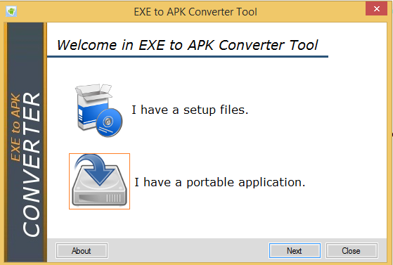 exe to apk file converter free download