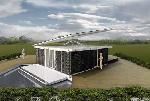 Un planeta sostenible viviendas ecol gicas las casas del for Proyectos de casas ecologicas