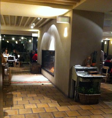 Interior restaurante Filandón