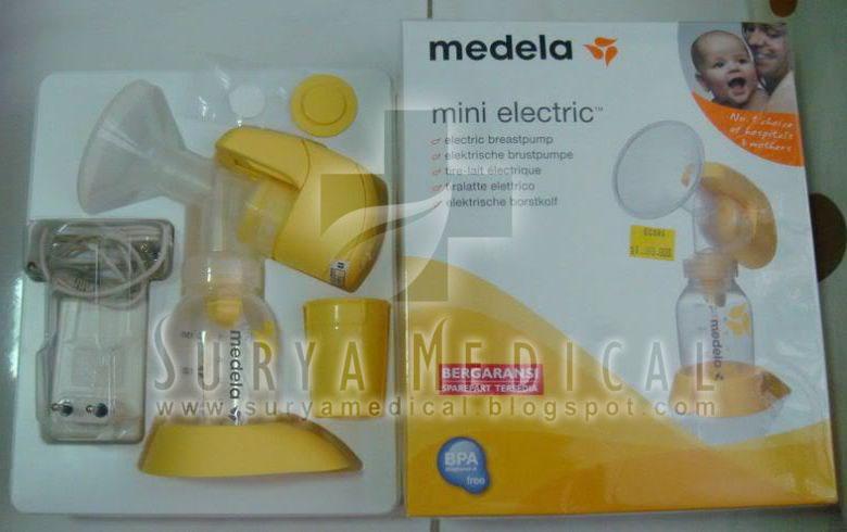 Pompa ASI Mini Elektrik MEDELA Toko Alat Kesehatan