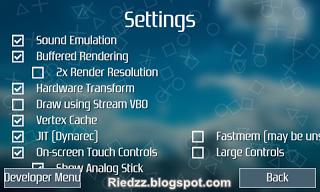 cara instal psp emulator