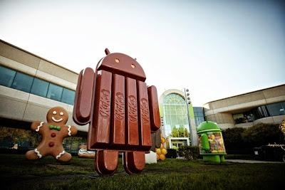Ini dia 5 Kelebihan Android Kitkat Yang Musti Kamu Ketahui