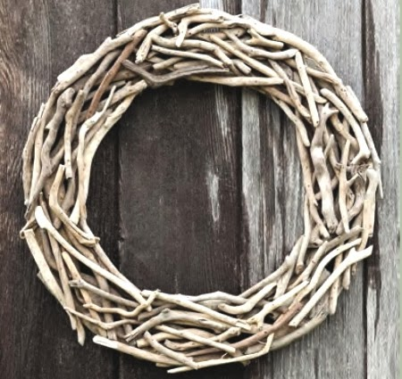 7 Simple Ideas How To Decorate A Driftwood Wreath For The. Victorian Ceiling Fans. Tropical Decor. Luxury Headboards. Small Walk In Shower. Round Marble Dining Table. Silver Desk. Alaska Granite. Funky Furniture