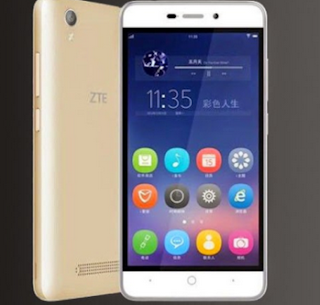 Ponsel Murah ZTE Q519T