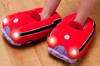 ioseva se presenta Zapatillas+coche