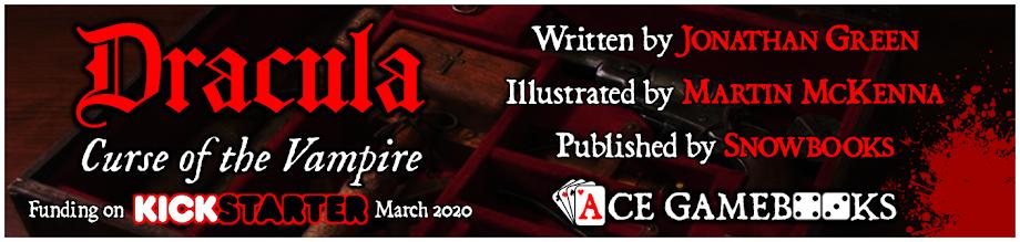 Dracula - Curse of the Vampire Kickstarter