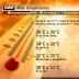 Atención por ola de calor (Jue 21/1 - Lun 25/1)