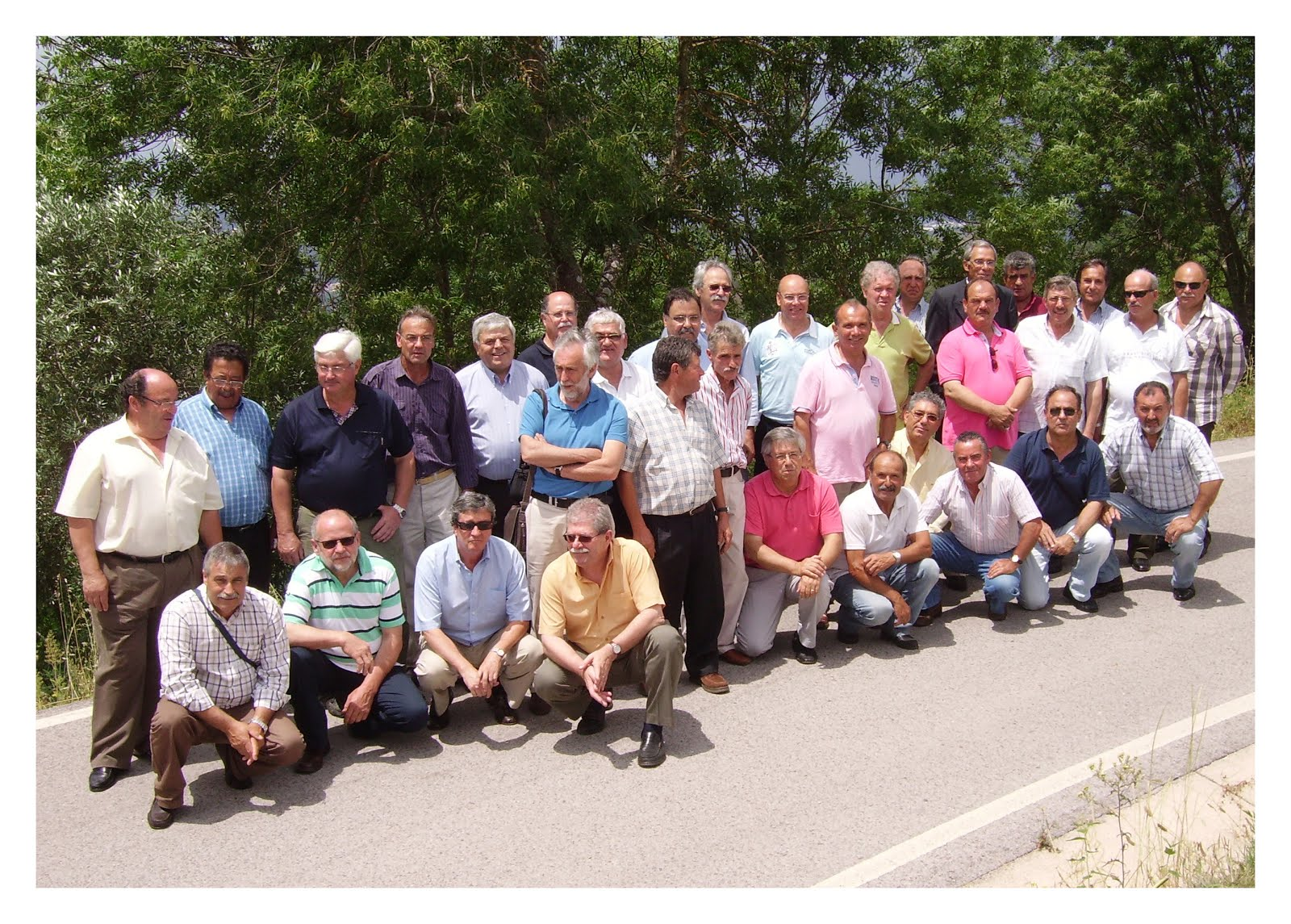 6ª Convivio Arganil 2011