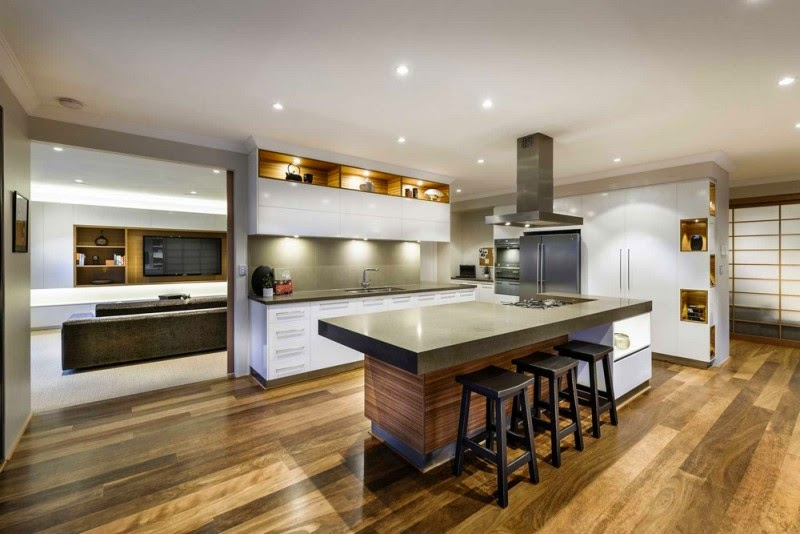 designer kitchens australia - home design ideas