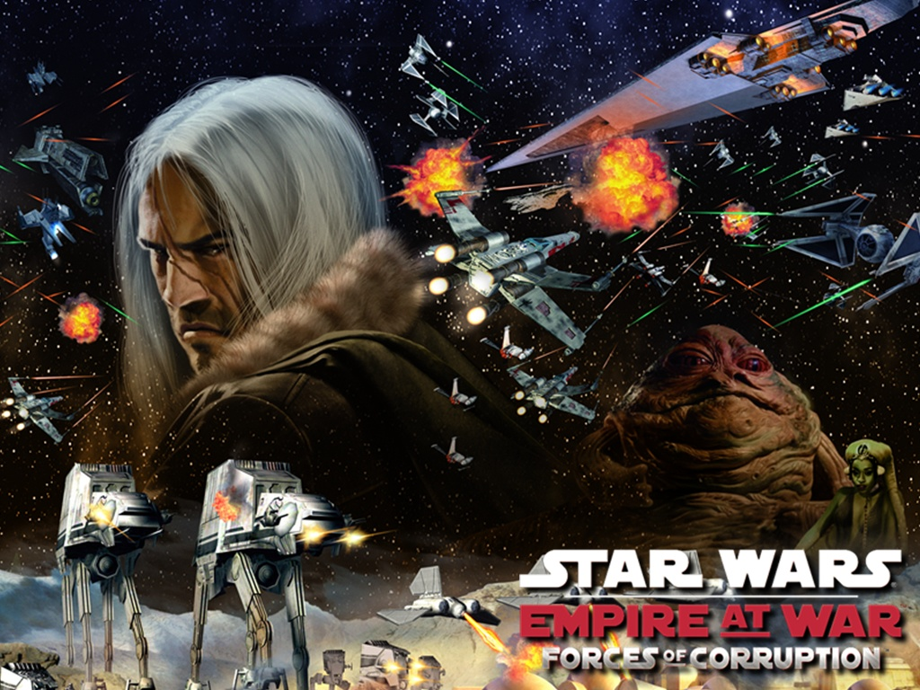 Star wars empire at war forces of corruption wallpaper 2