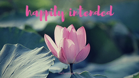 happily intended