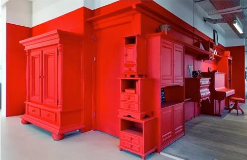 Weinig budget maar toch een mooi interieur kantoor for Dec design interieur