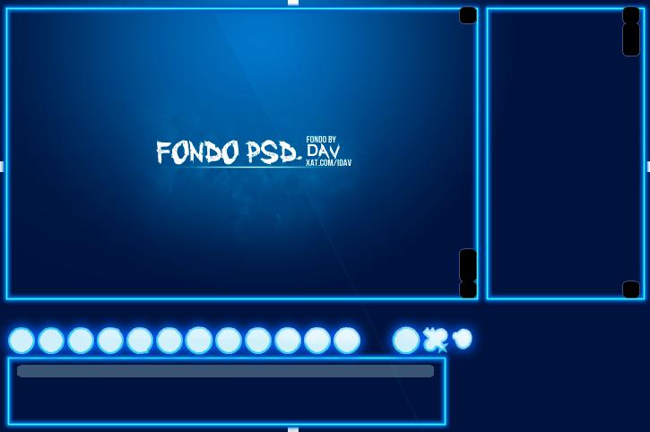 Pack De Plantillas para xat PSD Editables Descarga por Mega ...