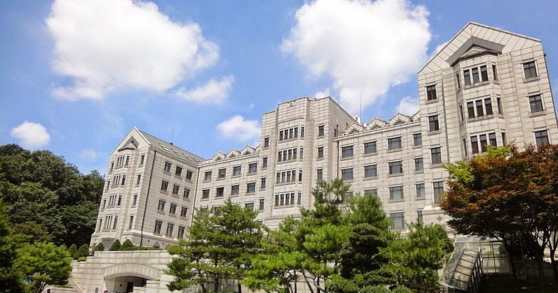 Top 10 best universities in south korean about korean country