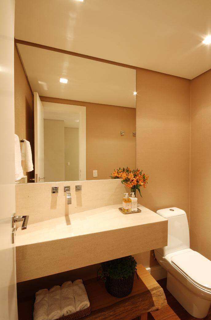 Um charme de apartamento for Modelos de apartamentos pequenos modernos