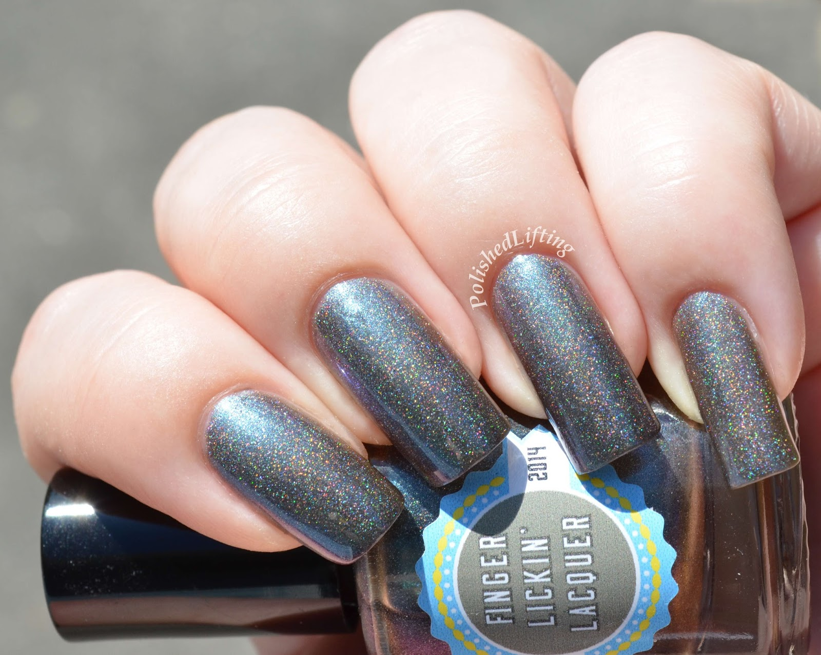 Finger Lickin' Lacquer Moody Totally Rad