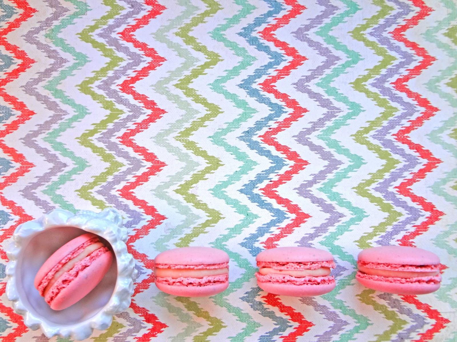 Eryn Pâtisserie: Macaron à la Rose