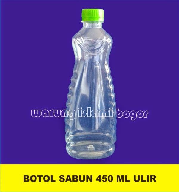 Jual Botol Minuman Sirup Cair 450ml