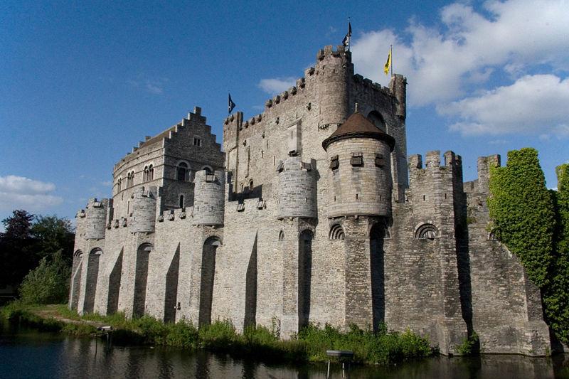 Mysterious marvels medieval castles for Designhotel kamen
