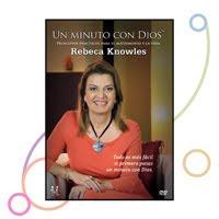 Rebeca Knowles los Miercoles en «Verdades que cambian vidas» a través de la cadena TBN Enlace