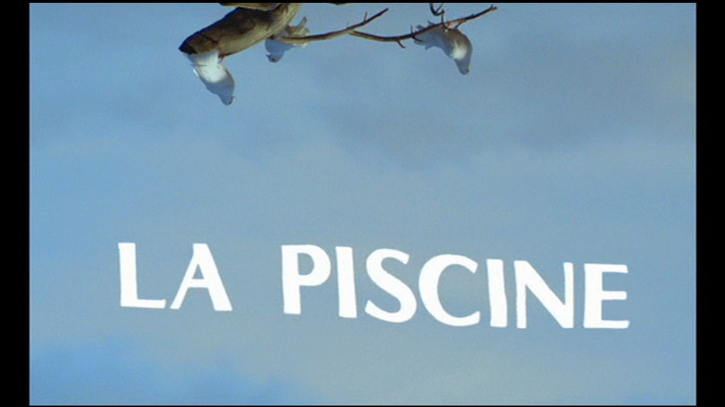 A most peculiar man la piscine jacques deray 1969 - La piscine jacques deray ...