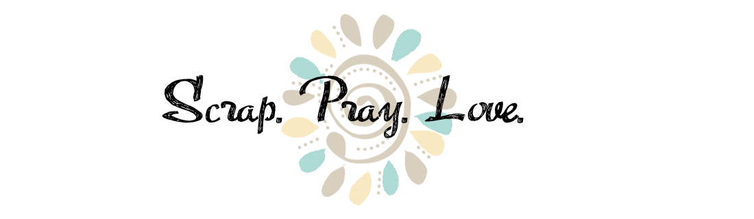 Скрапить. Молиться. Любить.