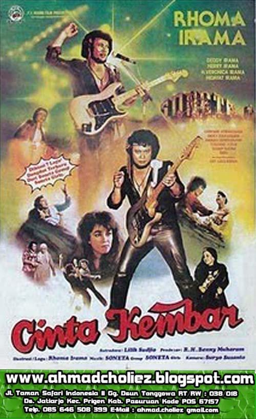 Ahmad Choliez Blog's: Orginal Soundtrack Film Rhoma Irama