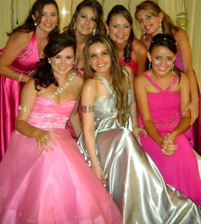 2008.2 - Madrinha da Turma -
