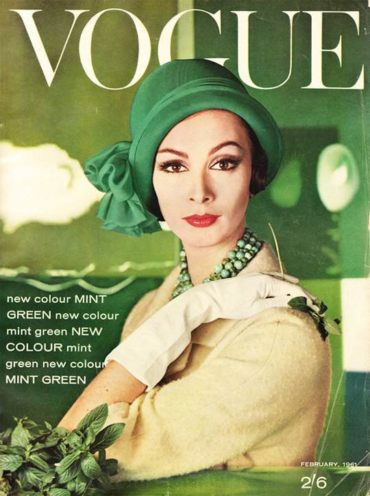Vogue February 1961