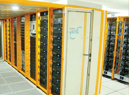 Param Yuva II, India's fastest supercomputer unveiled