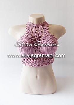 Receita Cropped top, como fazer cropped em crochê, cropped em crochê, top em crochê, passo a passo cropped de croche, pap cropped de croche