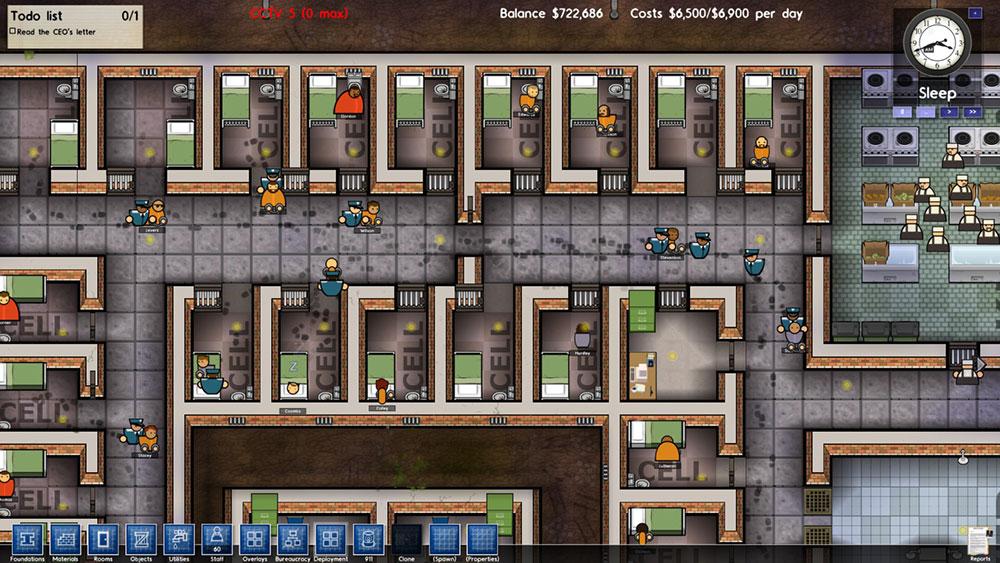 скачать игру строительство тюрьмы - фото 7