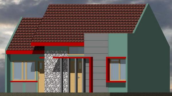 contoh rumah minimalis oktober 2012