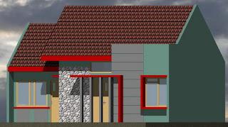 desain minimalis rumah
