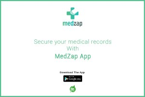 Secure Your Medical Records with MedZap App