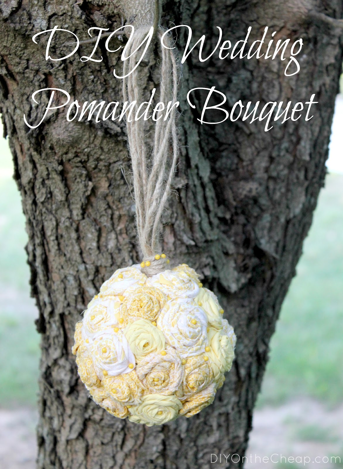 Diy wedding pomander bouquet crafterminds blog hop erin spain diy wedding pomander bouquet crafterminds blog hop izmirmasajfo