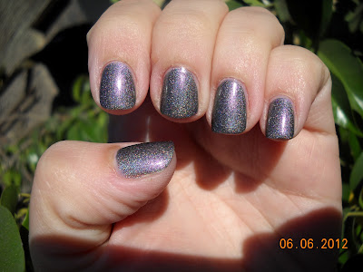 ascalon aengland holographic nail polish nails uñas esmaltes nail polish