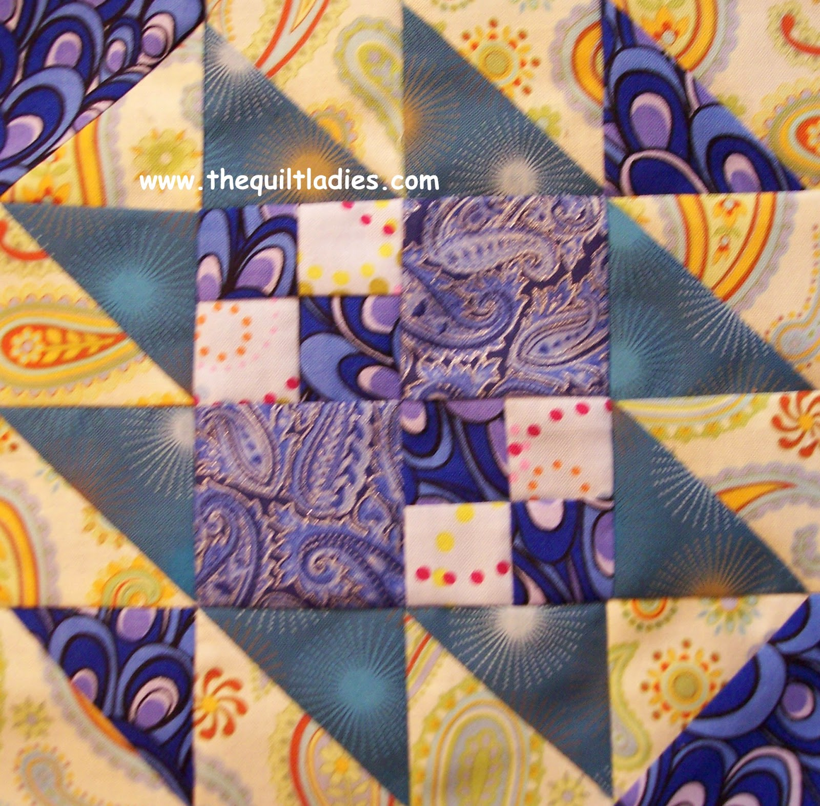 block of the month quilt pattern tutorial